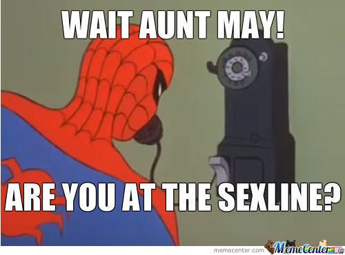 Wrong Call, Spidey?