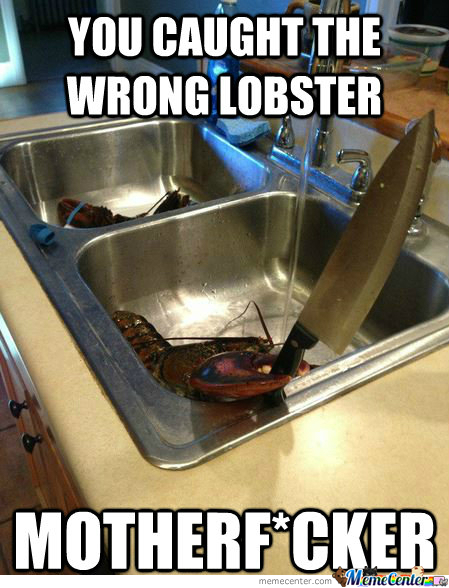 Wrong Lobster