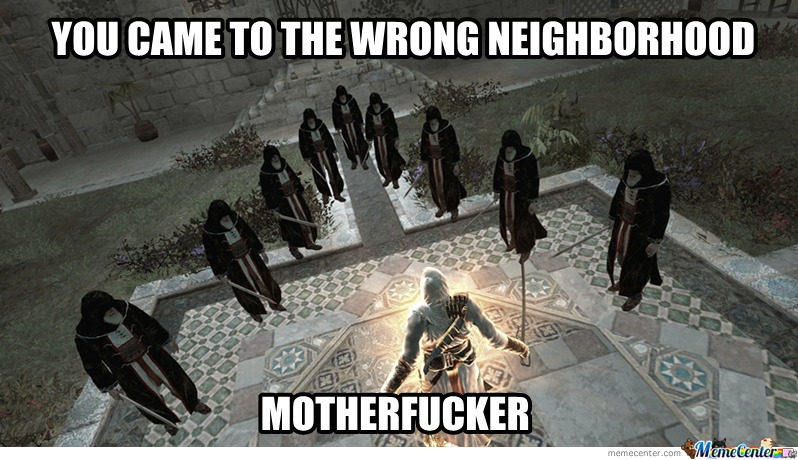 Wrong Neighborhood, Altaïr