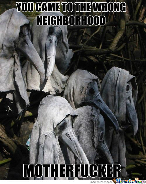 Wrong Neighborhood Mofo!