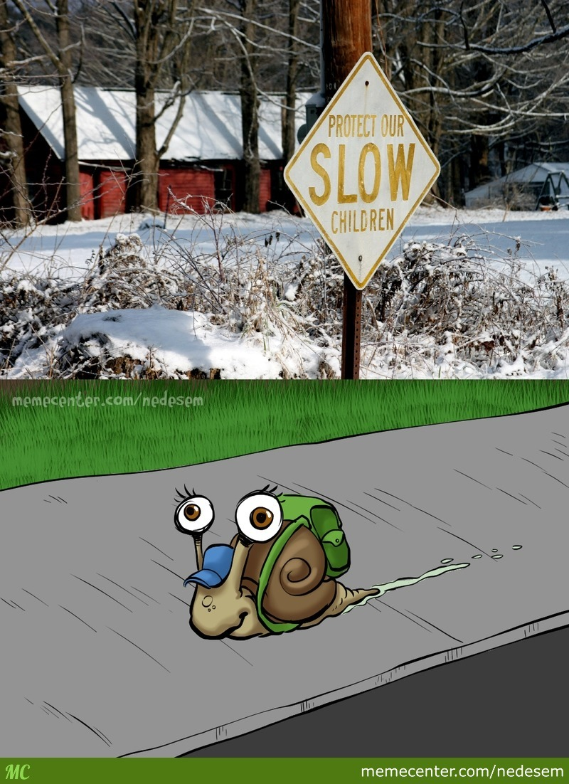 Wtf Is A Slow Children?