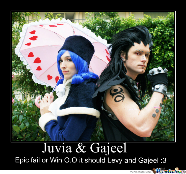 Wtf Its Epic Fail Cosplay Fairy Tail By Candycaneenmaaierza