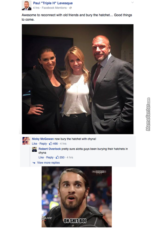 Wwe Fans Have 0% Chill