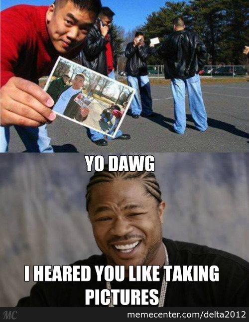 X - Zibit Is Amused Dawg