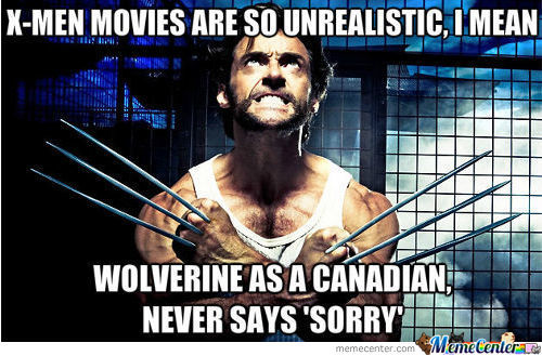 X-Men Movies Are Soooooo Unrealistic