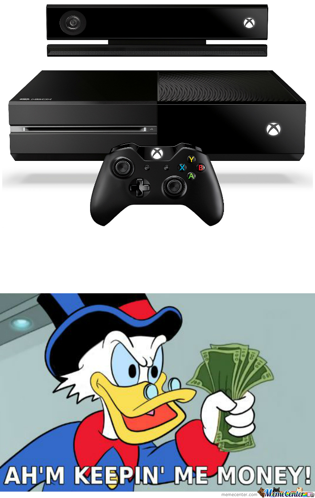 Xbox One Me Money