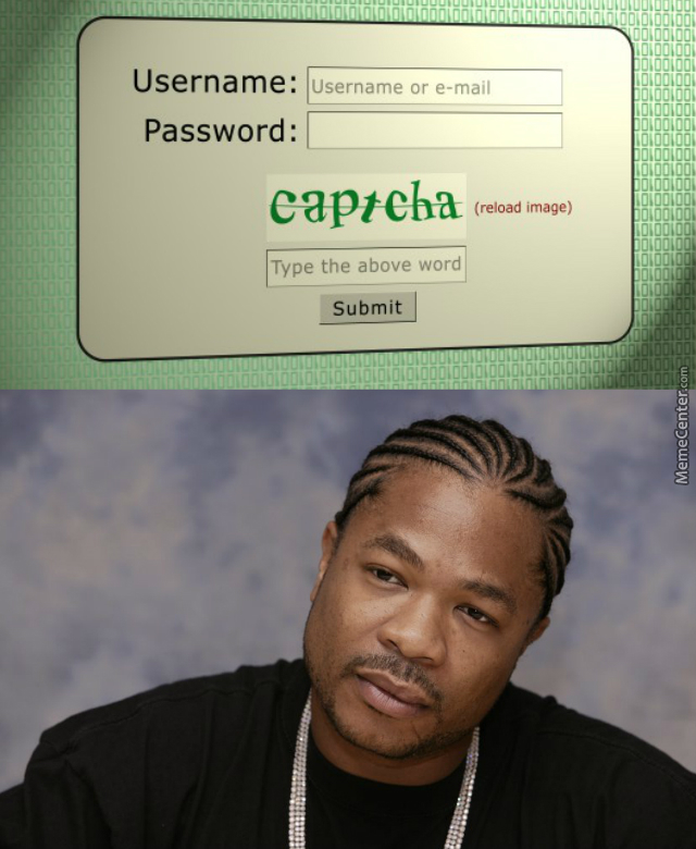 Xzibit Is Not Amused