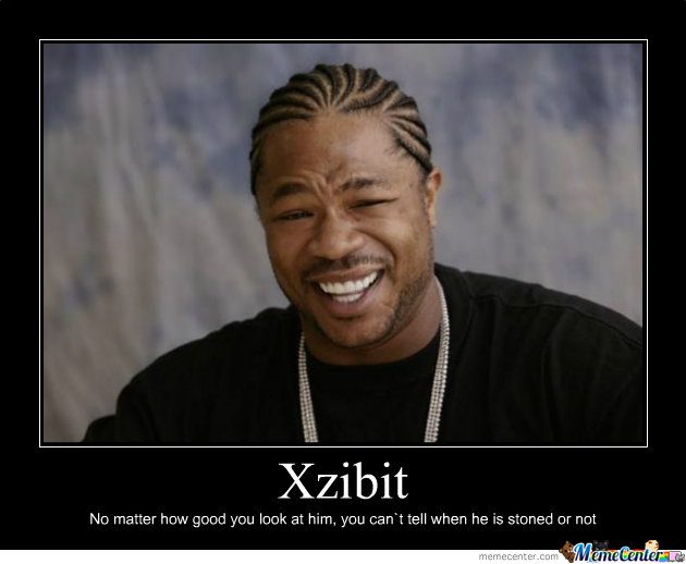 xzibit by imdamian meme center
