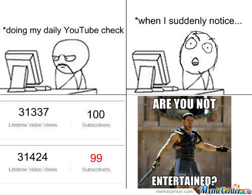 Y U No Subscribe?!