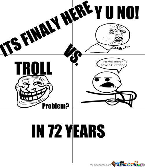 Y U No Vs. Troll Preview 2