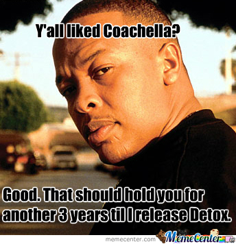 Yall Muthafuckers Act Like You Forgot About Dre By Alexblue Meme