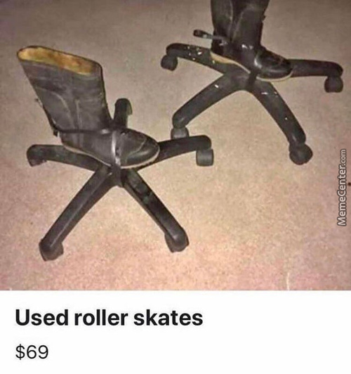 Yeah I Used To Skate