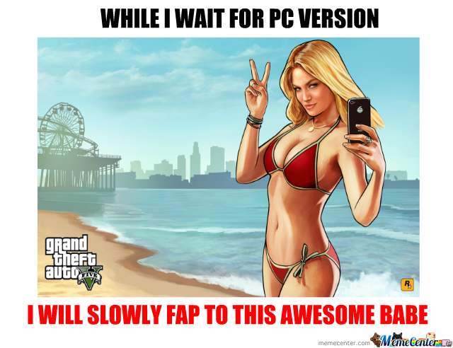Yeah!!!!!! If You Can't Wait For Pc Version Hit The Like Button