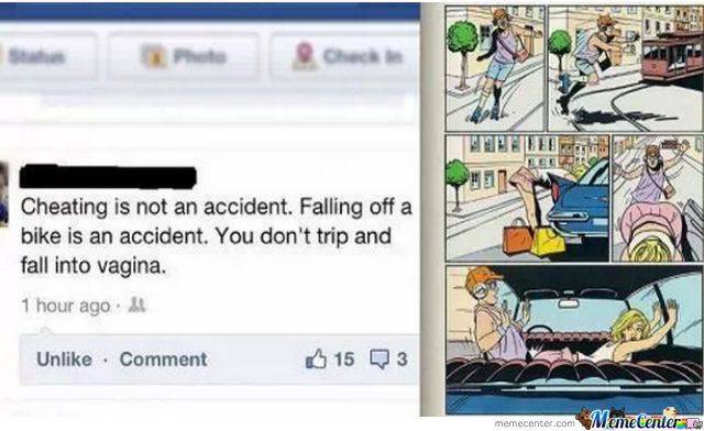 Yeha, It's Not An Accident