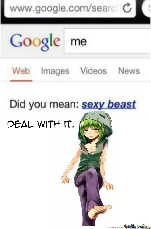 What does sexy beast mean