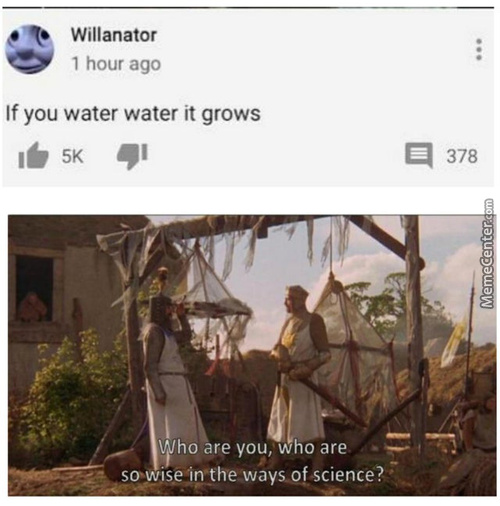 Yes The Water