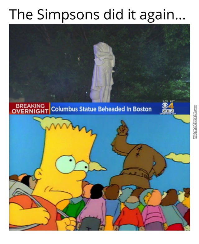 Yet Another Simpsons Prediction