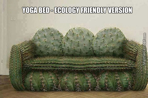 Yoga Eco Bed
