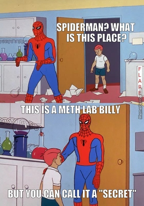 You'll Learn In Time Billy...