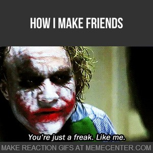 you amp 039 re a freak i amp 039 m a freak let amp 039 s be bros_fb_2018393 you're a freak, i'm a freak, let's be bros by mikeybot55 meme center