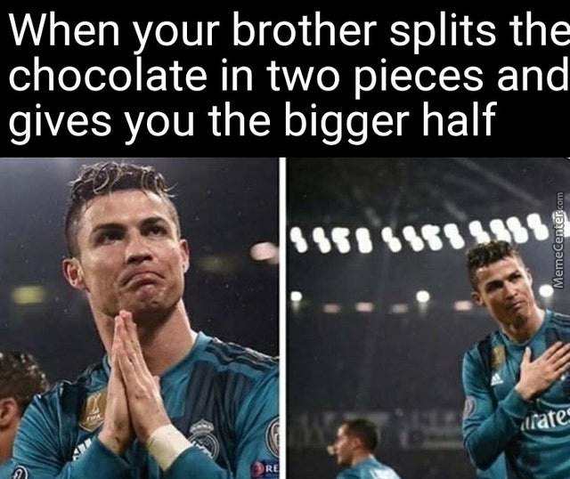 You'Re A Good Brother, Thank You