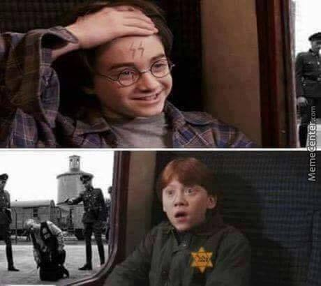 You're A Nazi Harry
