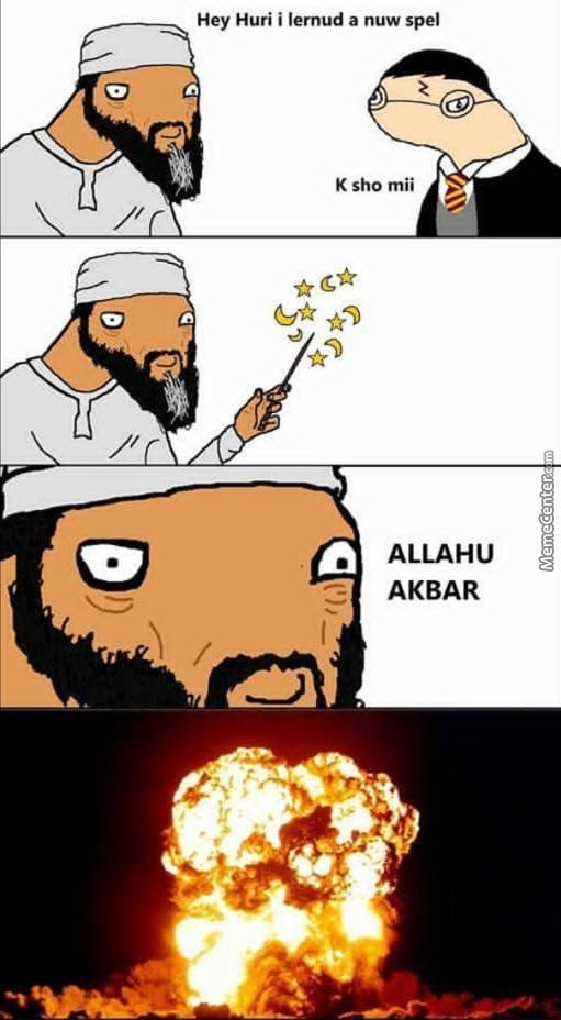 You're A Wizard Osama!