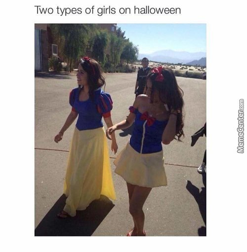 You're Either A Snow White Or A Hoe Aight.