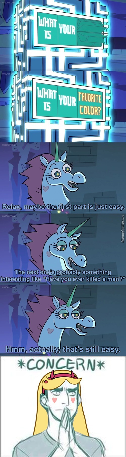 """You're That Unicorn From """"the Cabin In The Woods"""", Aren't You?"""