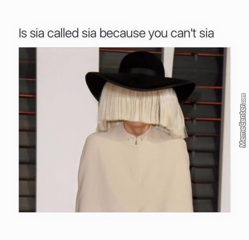 You Can't See Her