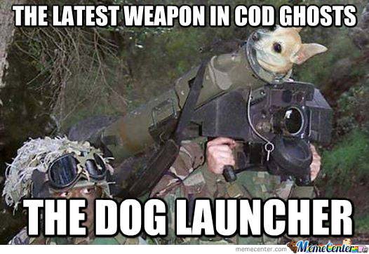 You Can Kill Dogs With Dogs While Playing As A Dog, Dawg.