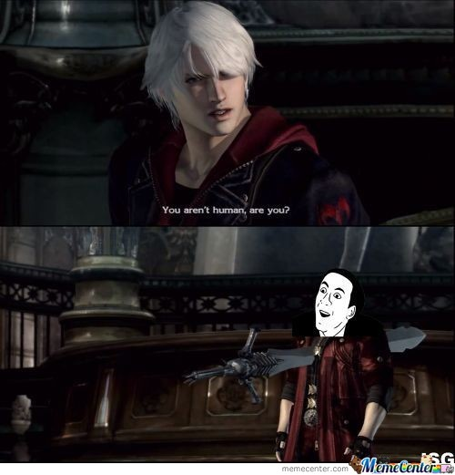 You Don't Say Devil May Cry