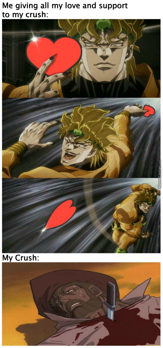 You Expected Love But It Was Me Dio
