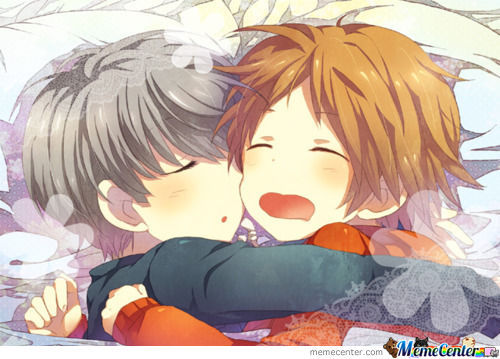 You Guys Are So Cute >W<