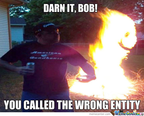 You Had One Job, Bob!