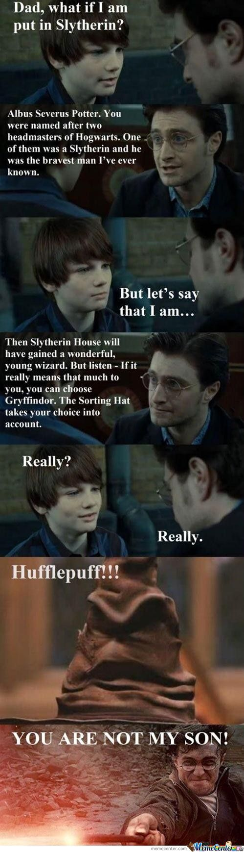 You Have Disgraced The Potter Family!