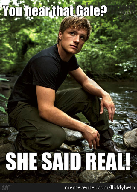 You Hear That Gale? She Said Real!