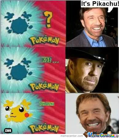 You Know, Chuck Is Always Right!