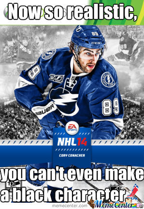 NHL 14 is now more realistic