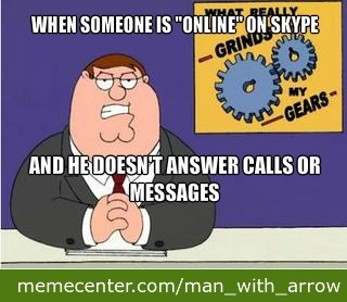 you know what really grinds my gears by man with arrow meme center