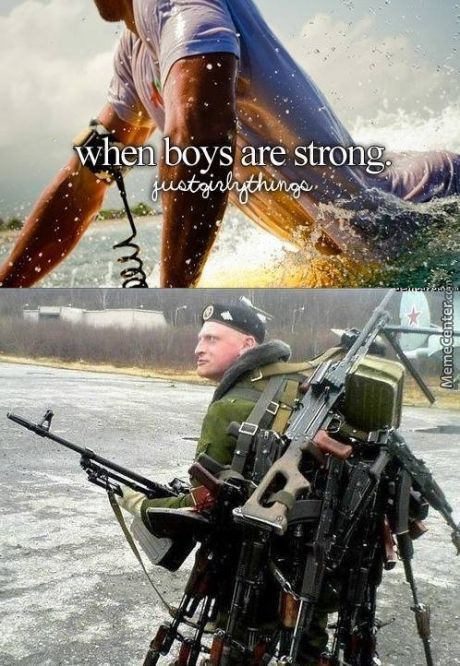 You See Strong Ivan