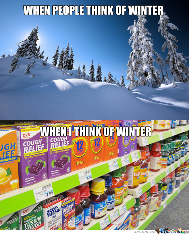You Think Winter Is Just A Game?!