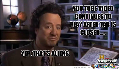 You Tube Shenaliens
