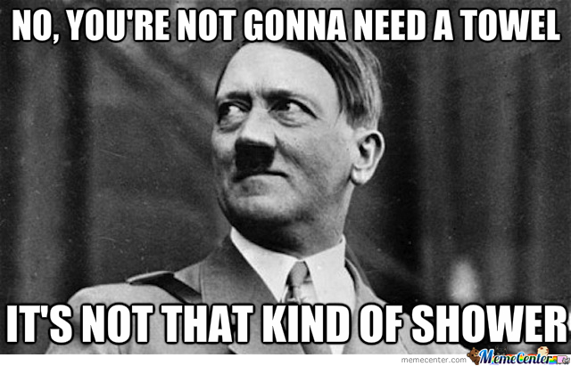 You Wan't A Shower, Don't Jew?
