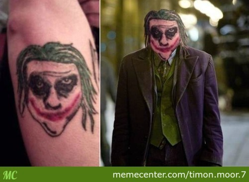 You Wanna Know Got This Tattoo?