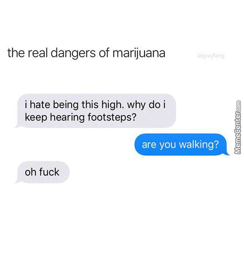 You Will Walk To The Hell