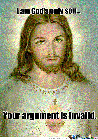 Your Argument Is Invalid!