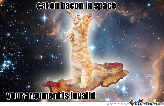 Your Argument , It Is Invalid