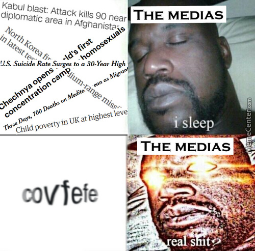 Your Daily Dose Of Covfefe Memes