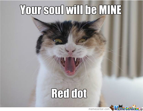 Your Soul Will Be Mine!